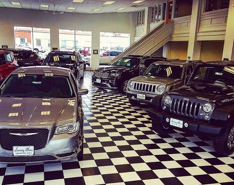 About Us | Lowery Bros. Chrysler & Jeep | Syracuse, NY