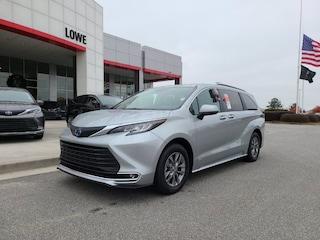 2021 Toyota Sienna XLE 8 Passenger Van | For Sale in Macon & Warner Robins Areas