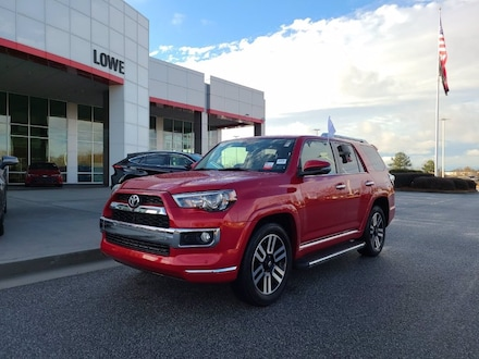 2018 Toyota 4Runner Limited SUV | For Sale in Macon & Warner Robins Areas