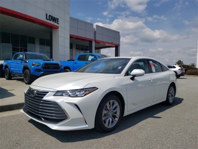 2019 Toyota Avalon XLE Sedan   For Sale in Macon & Warner Robins Areas
