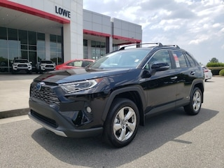 New 2019 Toyota RAV4 Hybrid Limited SUV | For Sale in Macon & Warner Robins Areas