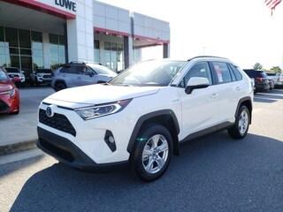New 2019 Toyota RAV4 Hybrid XLE SUV | For Sale in Macon & Warner Robins Areas