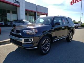 2019 Toyota 4Runner Limited SUV  | Third Row Seats | Macon, GA