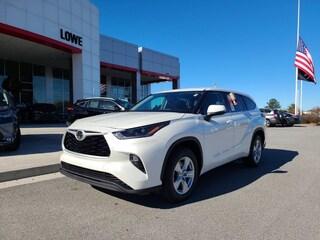 2021 Toyota Highlander LE SUV | For Sale in Macon & Warner Robins Areas