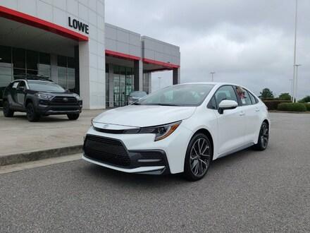 2021 Toyota Corolla SE Sedan   For Sale in Macon & Warner Robins Areas