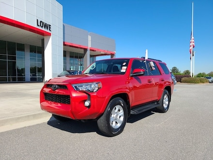 2018 Toyota 4Runner SR5 SUV   For Sale in Macon & Warner Robins Areas