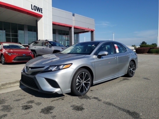 2019 Toyota Camry SE Sedan | For Sale in Macon & Warner Robins Areas