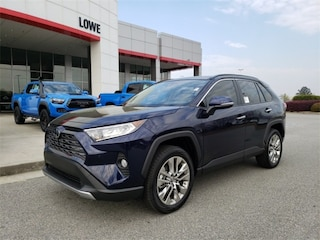 2019 Toyota RAV4 Limited SUV | For Sale in Macon & Warner Robins Areas