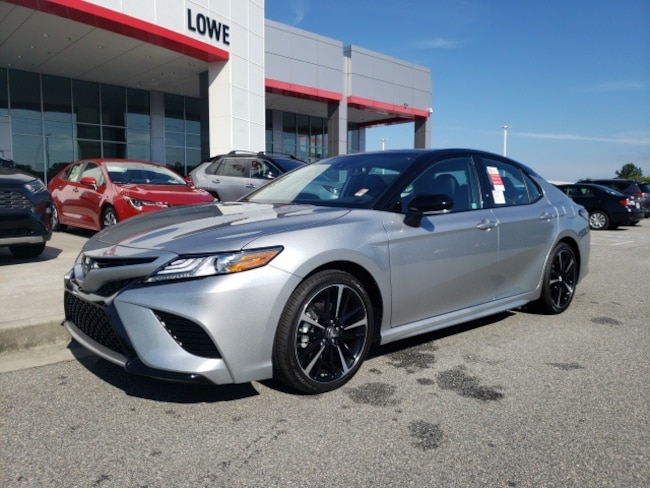 2019 Toyota Camry XSE Sedan | For Sale in Macon & Warner Robins Areas