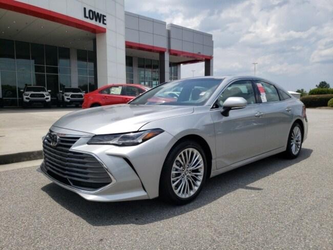 2019 Toyota Avalon Limited Sedan   For Sale in Macon & Warner Robins Areas
