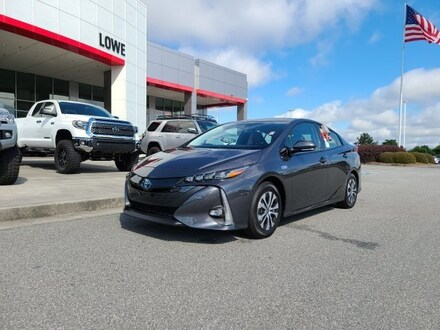 2020 Toyota Prius Prime Limited Hatchback   For Sale in Macon & Warner Robins Areas
