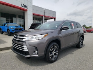 New 2019 Toyota Highlander LE Plus SUV | For Sale in Macon & Warner Robins Areas