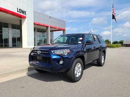 2020 Toyota 4Runner SR5 SUV   For Sale in Macon & Warner Robins Areas