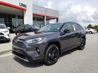 New 2019 Toyota RAV4 Hybrid XSE SUV | For Sale in Macon & Warner Robins Areas
