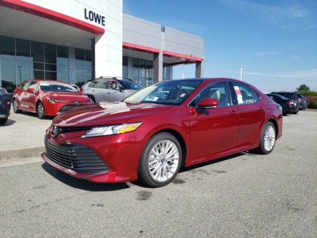 2019 Toyota Camry XLE Sedan | For Sale in Macon & Warner Robins Areas