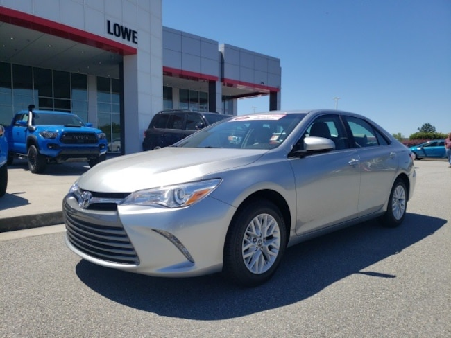 2017 Toyota Camry LE Sedan | For Sale in Macon & Warner Robins Areas
