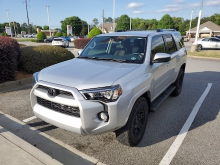 2019 Toyota 4Runner SR5 SUV   For Sale in Macon & Warner Robins Areas