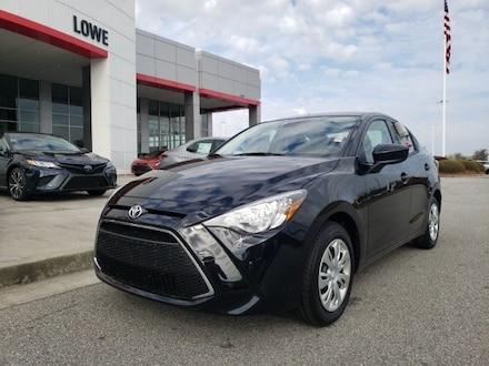 2020 Toyota Yaris Sedan L Sedan   For Sale in Macon & Warner Robins Areas