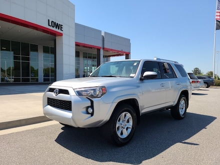 2016 Toyota 4Runner SR5 SUV   For Sale in Macon & Warner Robins Areas