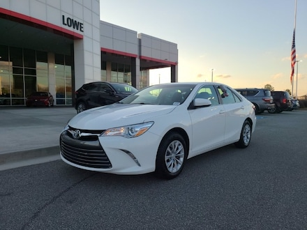 2015 Toyota Camry LE Sedan | For Sale in Macon & Warner Robins Areas