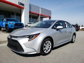 New 2020 Toyota Corolla LE Sedan   For Sale in Macon & Warner Robins Areas