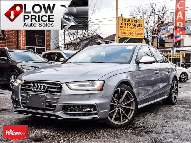 2015 Audi S4 Technik*Nav*Camera*BangOlufsen*ExtraClean* Sedan