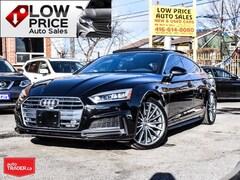 2018 Audi A5 VirtualCockPit*SLINE*Navi*Camera*FullOpti* Hatchback