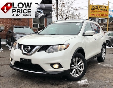 2015 Nissan Rogue SV*PanoramicRoof*HtdSeats*Camera*Bluetooth&More! SUV