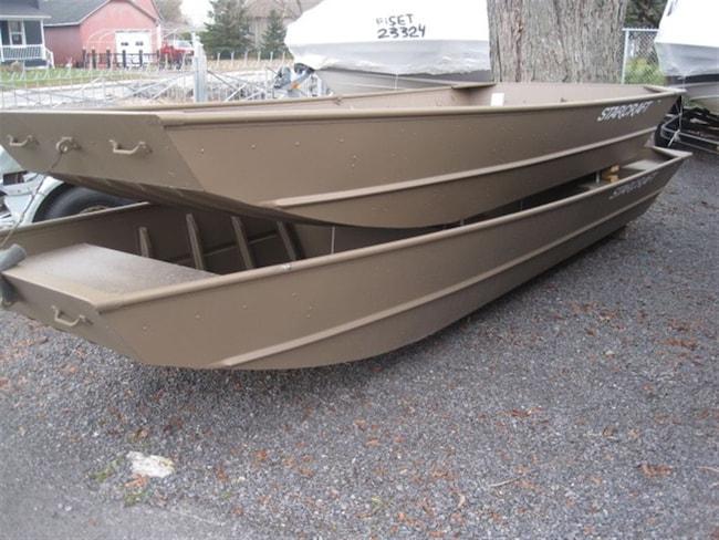 2016 STARCRAFT Chaloupe Jon Boat 1448 ou 1648 BATEAU