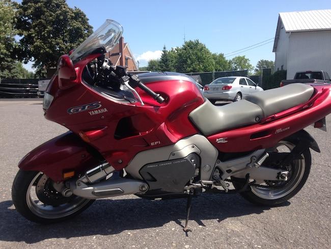 1993 YAMAHA GTS1000 moto très rare, moto de collection