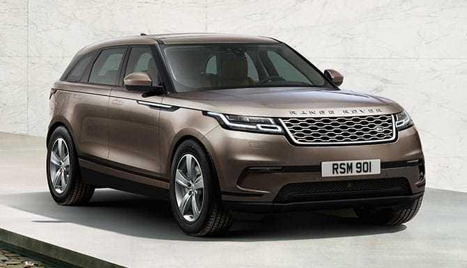 Range Rover Velar Land Rover San Juan