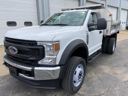 2021 Ford Chassis Cab F-600 XL Commercial-truck 3686