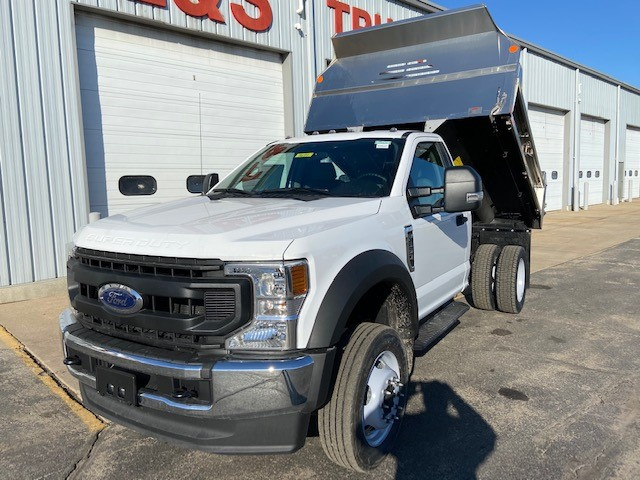 2020 Ford Chassis Cab F-550 XL Commercial-truck 3695