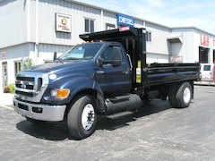 2011 Ford F-750 Regular Cab New 14