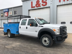 2013 Ford F450  XL Crew Cab Service Body