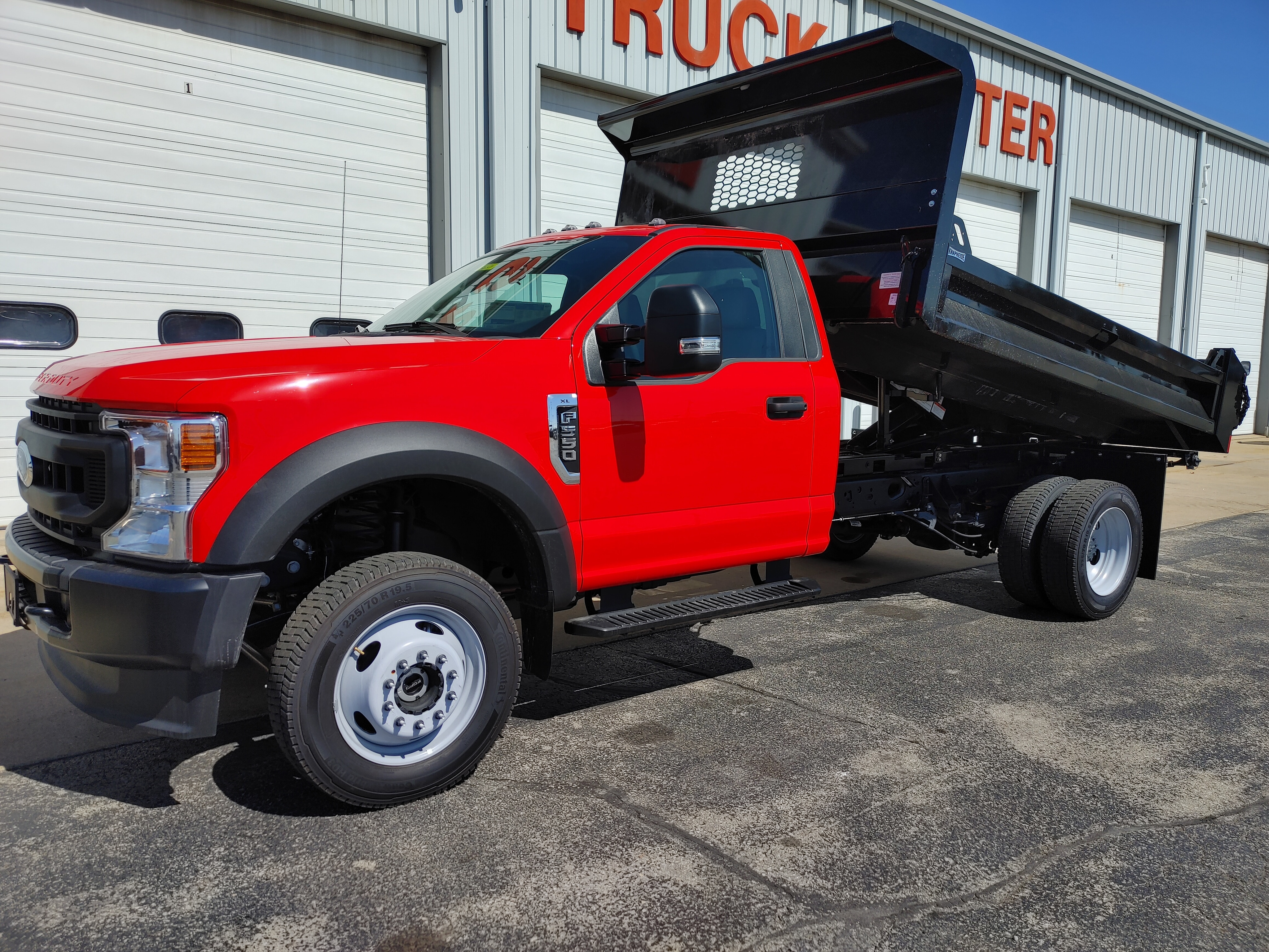 2020 Ford Chassis Cab F-550 XL Commercial-truck 3647