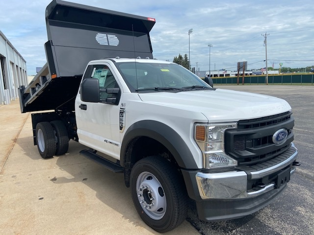 2021 Ford Chassis Cab F-550 XL Commercial-truck 3702