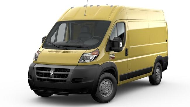 2018 Ram ProMaster 2500 CARGO VAN HIGH ROOF 136 WB Cargo Van