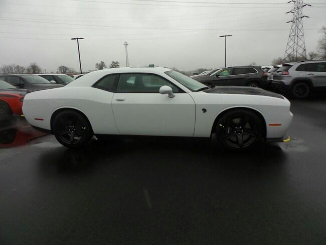 New 2018 Dodge Challenger Srt Hellcat For Sale Kingston Ny Vin
