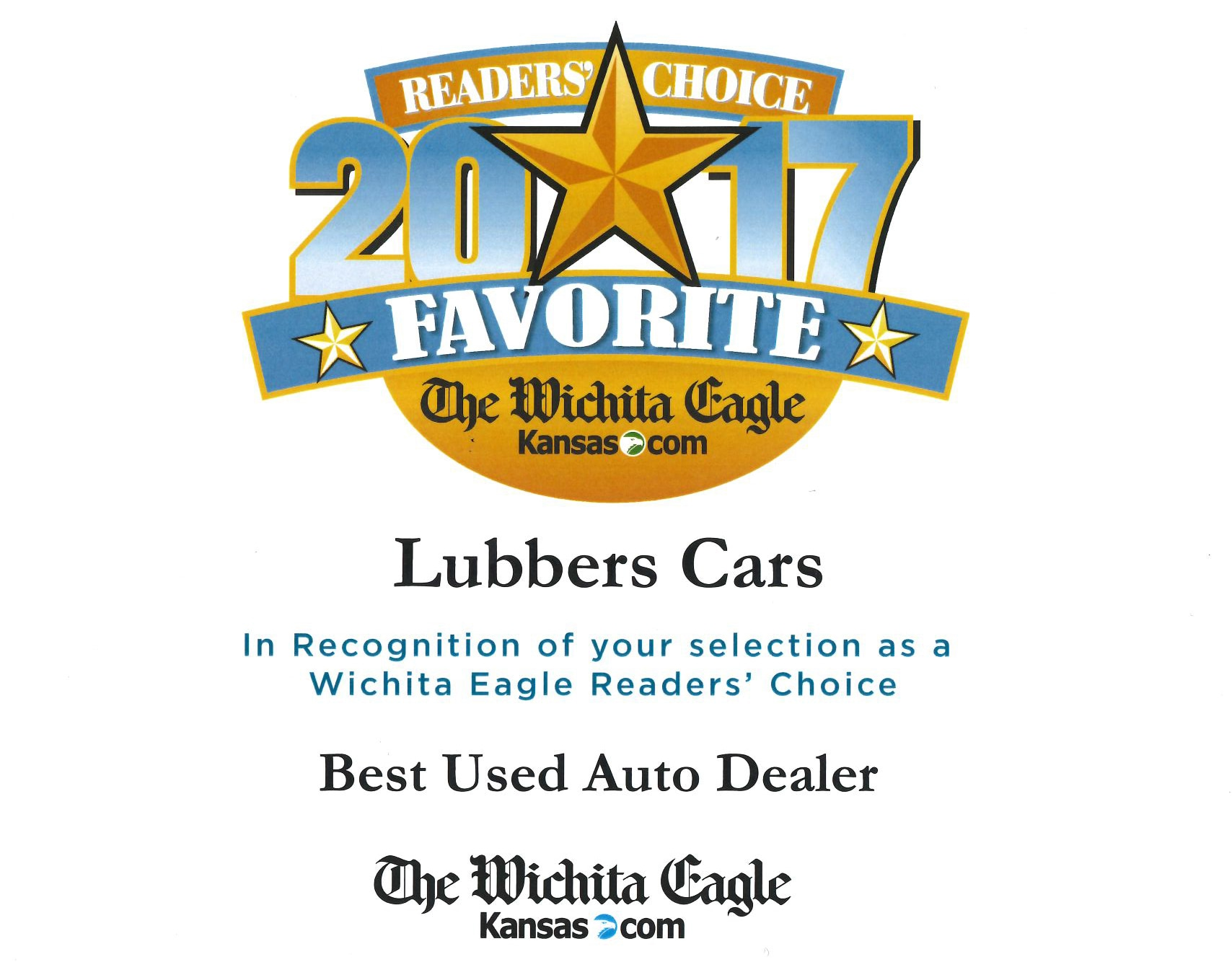 Lubbers Chevrolet Cheney >> Lubbers Cars   New Ford, Chevrolet dealership in Cheney, KS 67025