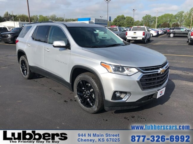 Lubbers Cheney Ks >> New 2019 Chevrolet Traverse For Sale At Lubbers Cars Vin
