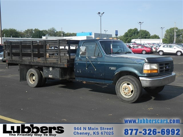 1997 Ford F-350 Chassis Cab XL Chassis Truck