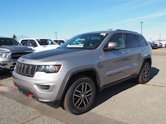 New 2018 Jeep Grand Cherokee TRAILHAWK 4X4 Sport Utility For Sale in Lumberton, NJ