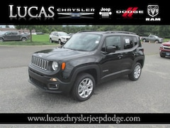 New 2018 Jeep Renegade LATITUDE 4X4 Sport Utility For Sale in Lumberton, NJ