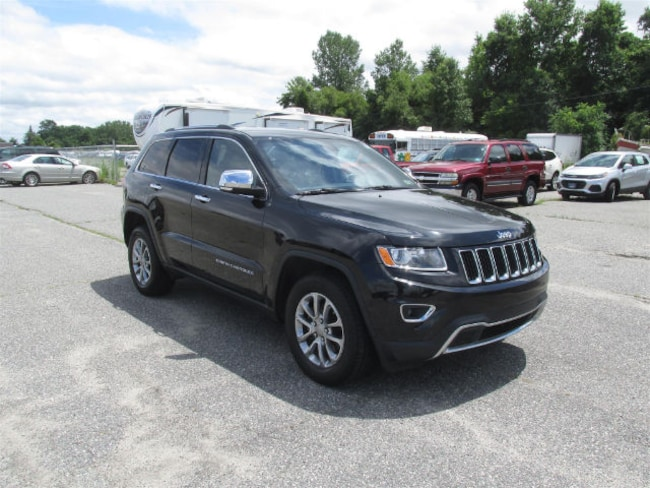 certified pre owned 2015 jeep grand cherokee limited for sale in lumberton nj vin. Black Bedroom Furniture Sets. Home Design Ideas