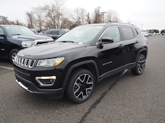 New 2018 Jeep Compass LIMITED 4X4 Sport Utility For Sale in Lumberton, NJ