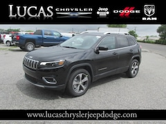 New 2019 Jeep Cherokee LIMITED 4X4 Sport Utility For Sale in Lumberton, NJ