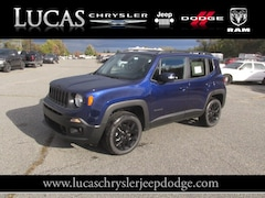 New 2018 Jeep Renegade ALTITUDE 4X4 Sport Utility For Sale in Lumberton, NJ