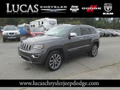 New 2018 Jeep Grand Cherokee LIMITED 4X4 Sport Utility For Sale in Lumberton, NJ