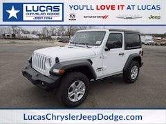 New 2021 Jeep Wrangler SPORT S 4X4 Sport Utility for sale in Lumberton NJ